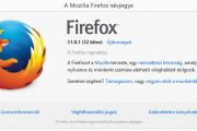 Firefox 52.0 böngésző probléma Hikvision eszközöknél