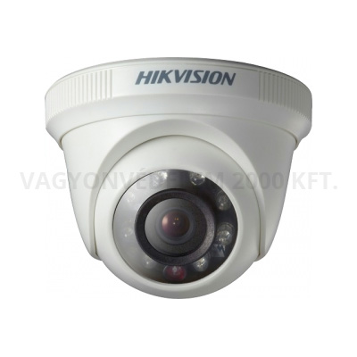 Hikvision DS-2CE56D0T-IRPF 2MP Turbo HD beltéri kamera