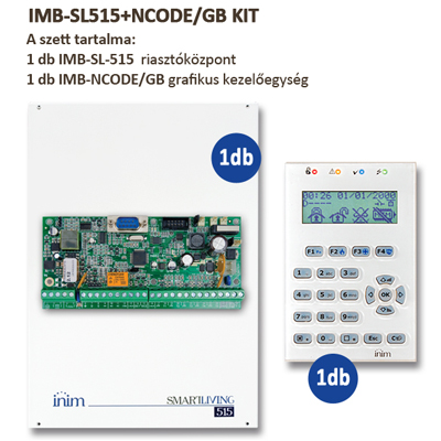 Inim IMB-SL515+NCODE/GB KIT