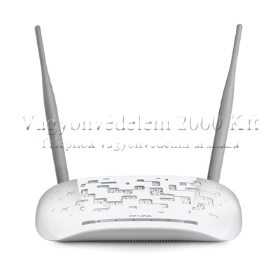 TP-LINK TL-WA801ND 300Mbps WIFI accesspoint