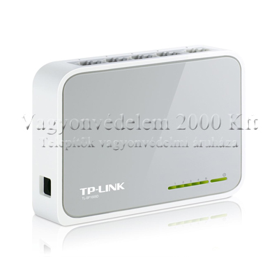 TP-LINK SF1005D 10/100Mbps 5 portos mini switch
